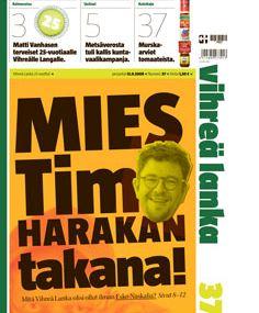 Vihreä Lanka -lehti