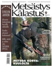 Metsästys ja Kalastus -lehti