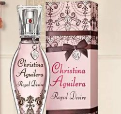 Christina Aguilera Royal Desire -hajuvesi (naisille)