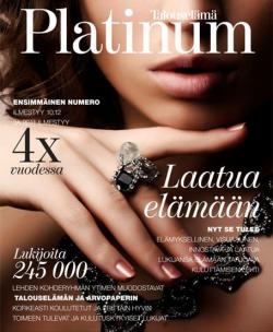 Talouselämä Platinum -lehti