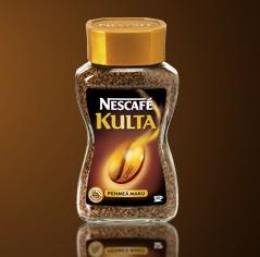 Nescafe Kulta -kahvinäyte