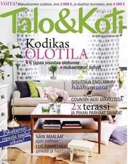 Talo & Koti -lehti