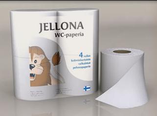 Jellona WC-paperi
