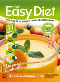 Easy Diet -aloituspaketti (kaverin kanssa)