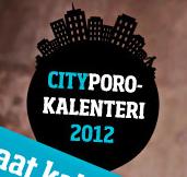 Seven1 cityporo-kalenteri