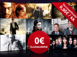 Viaplay TV+Leffapaketti (1kk)
