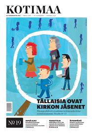Kotimaa-lehti (3 numeroa)