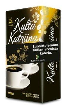 Kulta Katriina -kahvi (nouto) [FB]