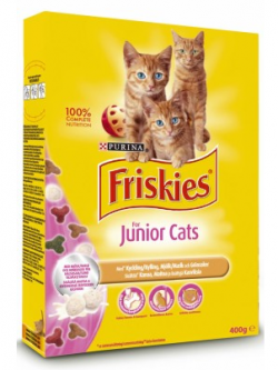 Friskies Junior -kissanruoka