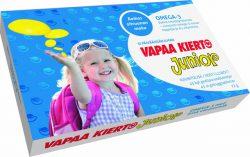 Vapaa Kierto Junior -tabletit