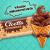 Cloetta Sprinkle Salted icecream waffel -suklaalevy